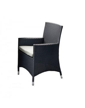 Seca Wicker Dining Chair