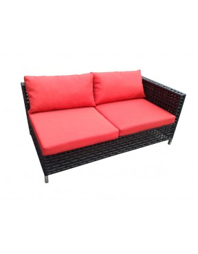 Lilac Right Arm Sofa