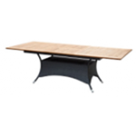 Seca Teak Extension Table