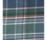 Blue, Green Plaid